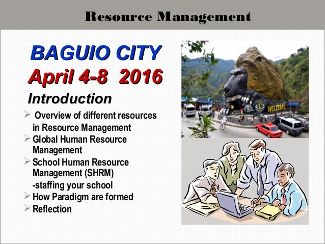What is resource management? definition and meaning ...