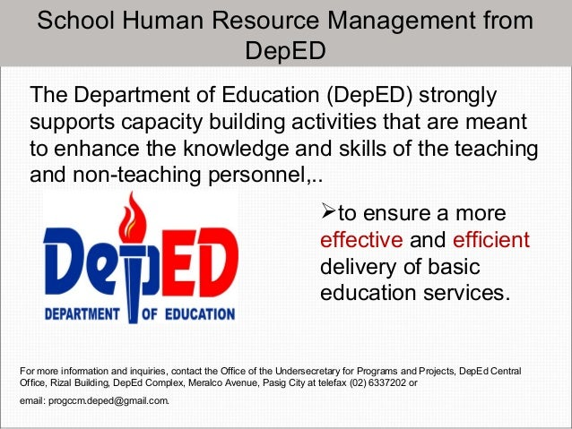 Reinventing Human Resources at the School District of Philadelphia Case Solution