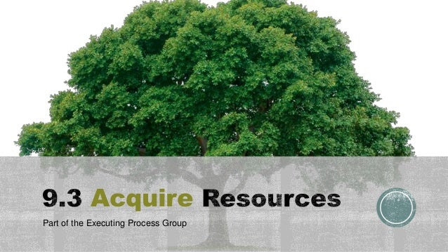 Acquire Part of the Executing Process Group