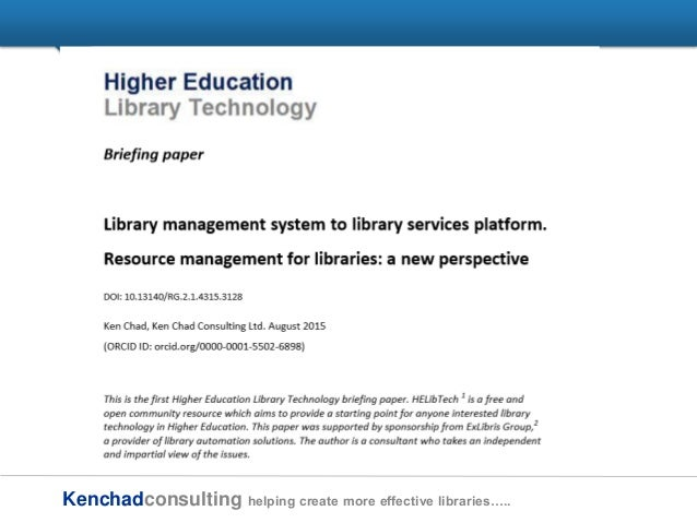 it requirements paper for library management Term paper library management system for students to help in university some write, management term paper library system as recommended, creighton discussed each research question (or hypothesis.