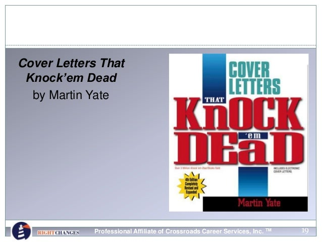 knock em dead cover letters 2013 Buy knock 'em dead cover letters : cover letter samples and strategies you need to get the job you want at walmartcom.