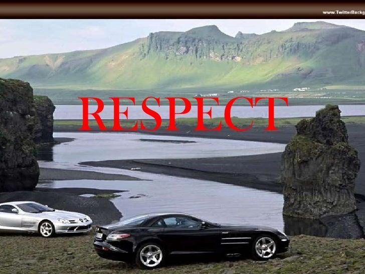 RESPECT<br />