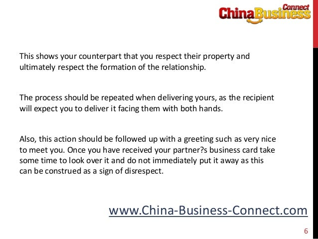 Respecting chinese culture through printing business cards in chinese 6 china business connect colourmoves