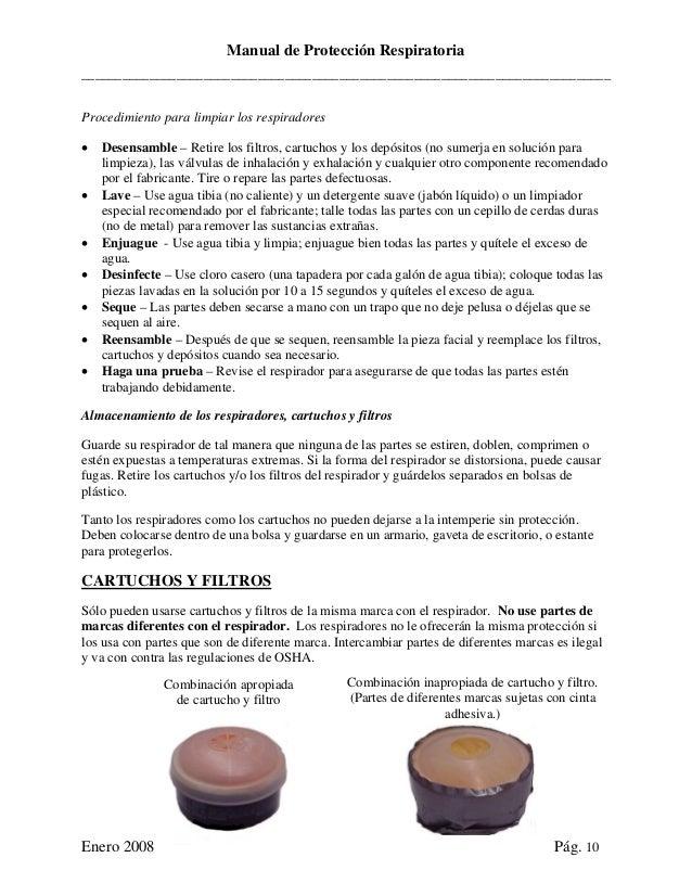 Respiradores - Cubre escritorio ...