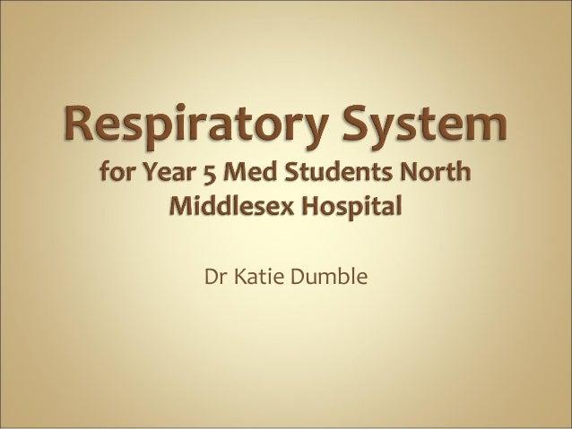 Dr Katie Dumble