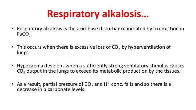 respiratory acidosis and alkalosis, Skeleton