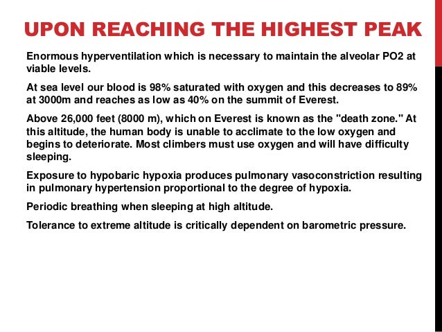 Seminar assignments - Respiratory assignment