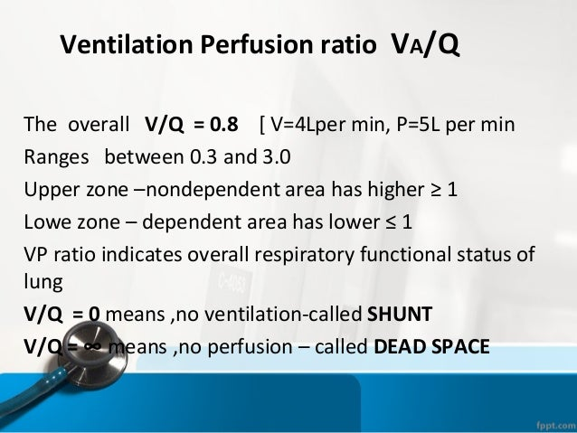 20 VENTILATION PERFUSION INEQUALITY • PaCO2 is normal • P(A-a)O2 is elevated • VA/Q inequality is the most common cause of...