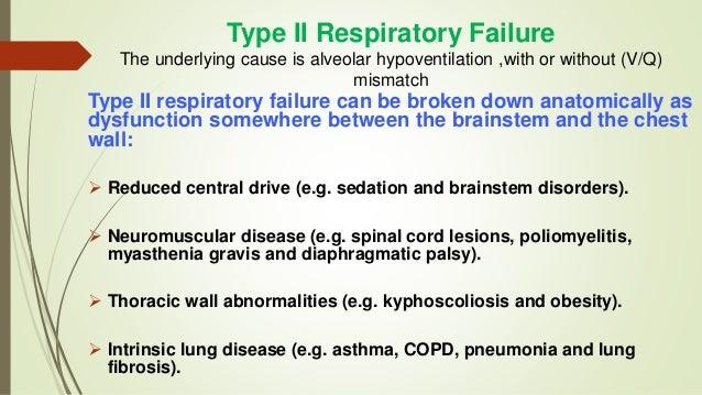 Respiratory Failure By Dr Sookun Rajeev Kumar