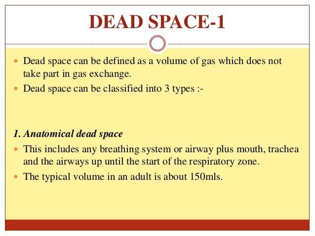 Respiratory physiology h.o.d.