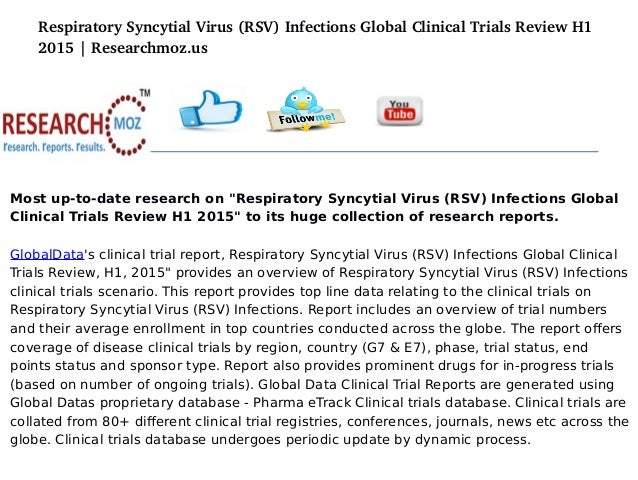 Clinical trials in oncology