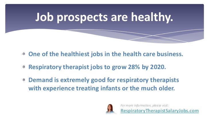 Respiratory Therapist Salary – Respiratory Therapist Job Description