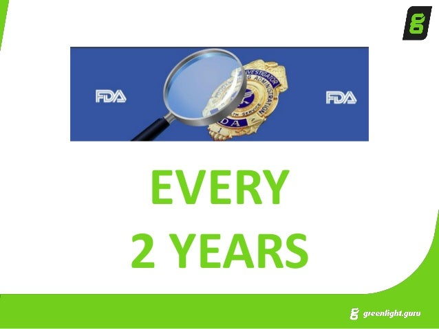 how to prepare for an fda inspection powerpoint