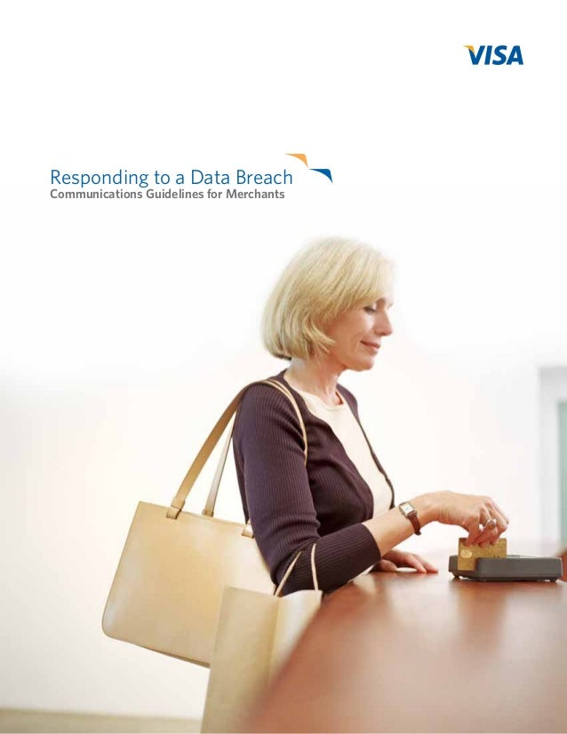 Responding to a Data Breach Communications Guidelines for Merchants