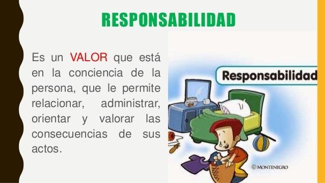 Resultado de imagen para responsabilidad