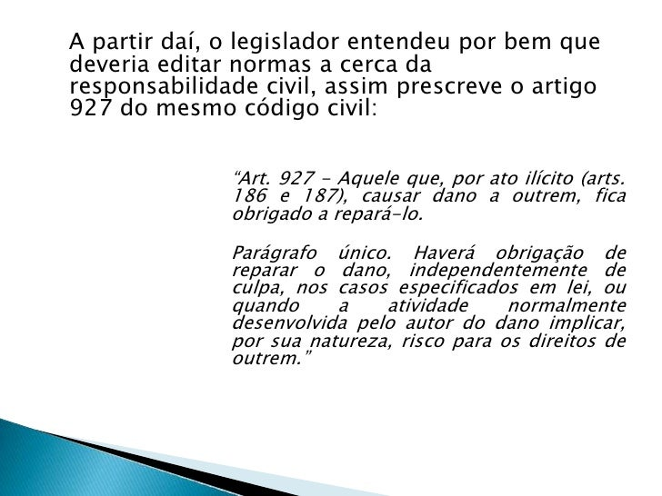 responsabilidade civil x responsabilidade penal