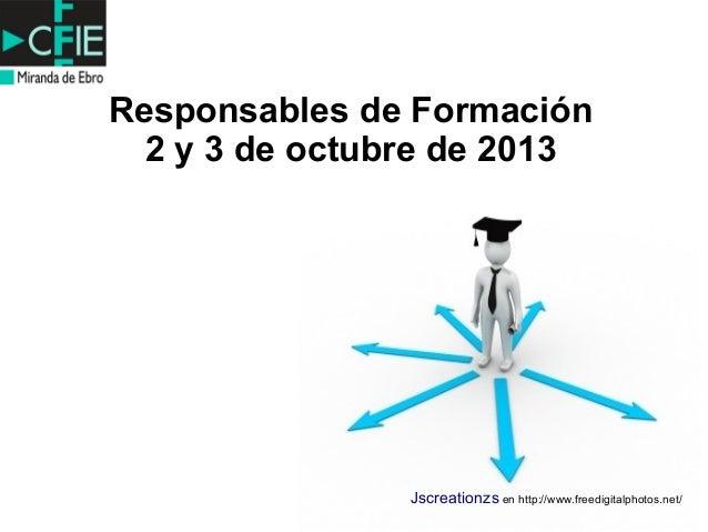 Responsables de Formación 2 y 3 de octubre de 2013 Jscreationzs en http://www.freedigitalphotos.net/
