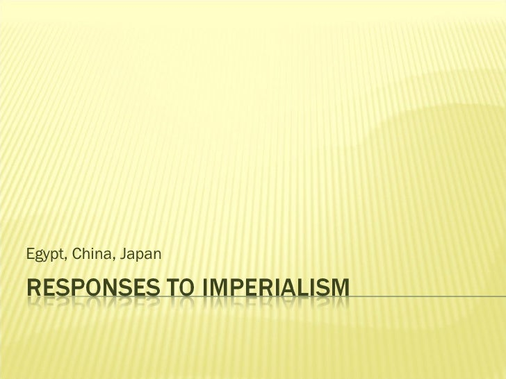 Egypt, China, Japan