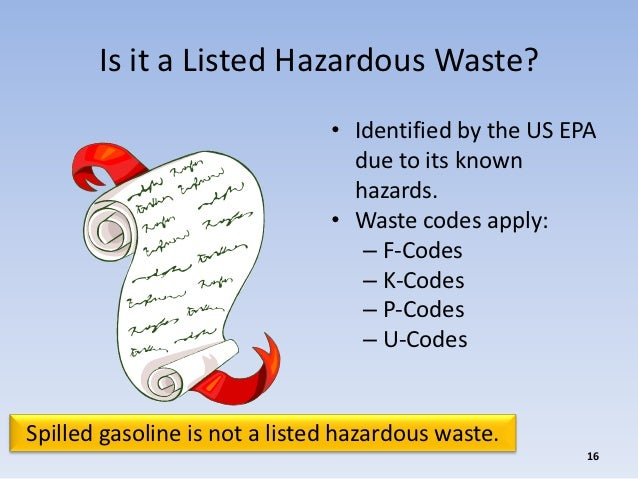 Federal Register Management Standards For Hazardous Waste Phareuticals
