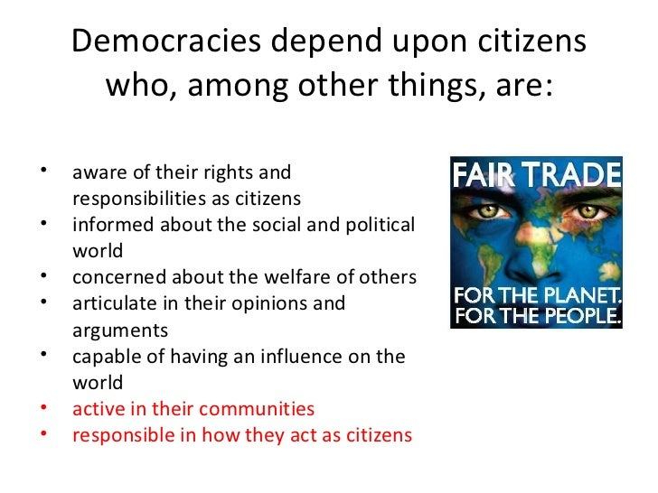 Responsibile Citizenship Presentation