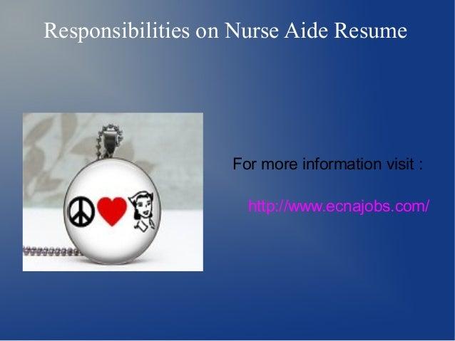 responsibilitiesonnurseaideresume5638jpgcb1354761056