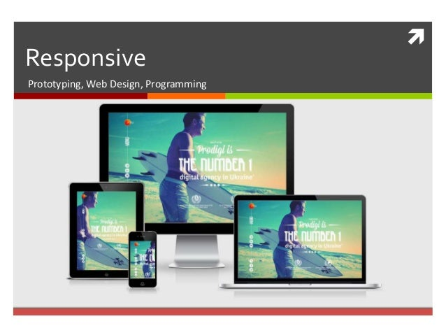  Responsive Prototyping, Web Design, Programming