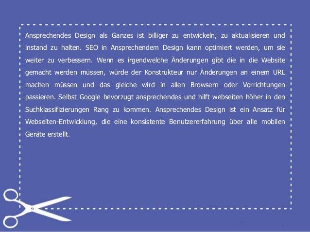 Ansprechende Webseiten, Mobile Webseiten & Apps:Das Verständnis dieser Trends Slide 3