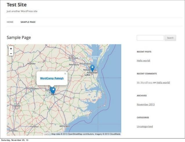 Screenshot of custom post type + meta + taxonomy  Saturday, November 23, 13