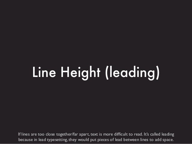 Default of 1 - lines are close together, it's hard to focus on one line at a time.