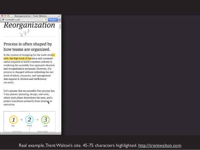 As we make the browser window wider, the content is still 88% width.