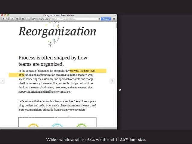 Still at 125% font size...