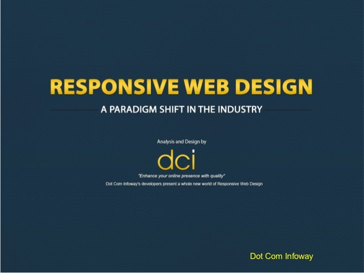 Dot Com Infoway