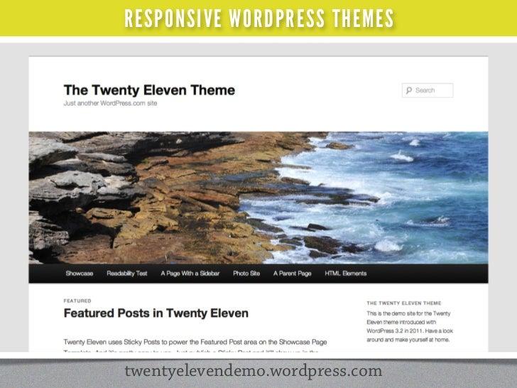 RESPONSIVE WORDPRESS THEMES basicmathsdemo.wordpress.com