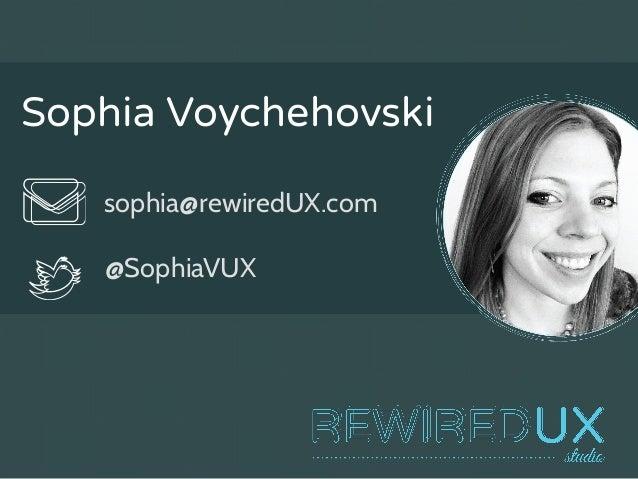 WORKSHOP: Object Oriented UX for Responsive Design Slide 2