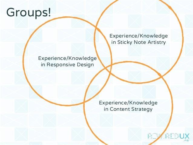 WORKSHOP: Object Oriented UX for Responsive Design Slide 3