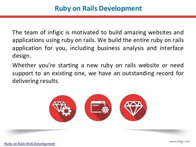 [case study] Responsive ruby on rails web development Slide 3