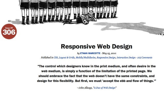 responsive web design get the best out of your designs