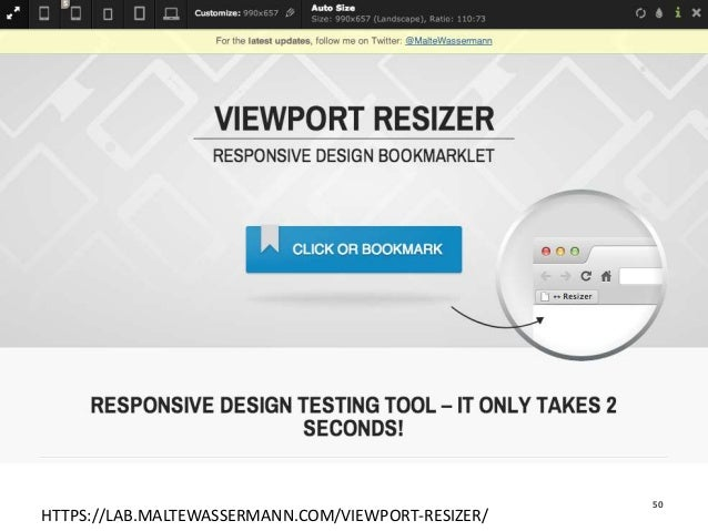 Responsive Web Design For Universal Access 2019