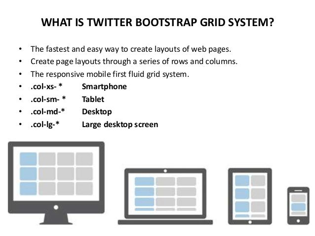 Responsive web design bootstrap and media queries