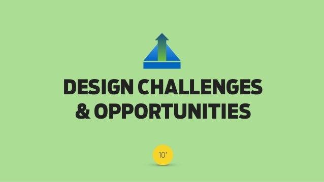 Responsive Web Design Workshop | Milan March 2014 DESIGN CHALLENGES & OPPORTUNITIES 10'