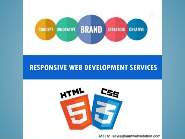 Build Your Business With Responsive Web Development Services