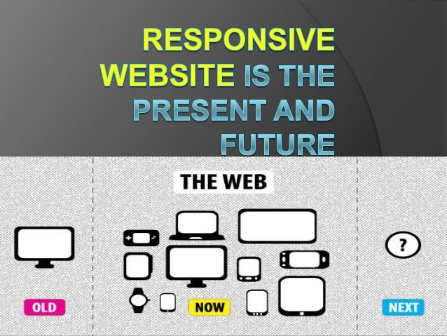 Topics           Why creating a Website What is Responsive Web Design Need of Responsive Web Design Features of Re...