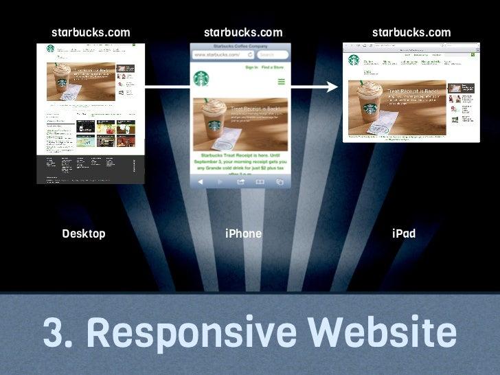 Responsive Design's main components1. Flexible Layout2. Media Queries3. Flexible Images     Building Blocks