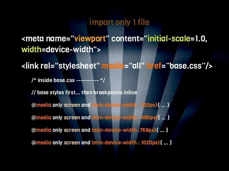 """<picture alt=""""description""""> <source src=""""small.jpg""""> <source src=""""medium.jpg"""" media=""""(min-width:400px)""""> <source src=""""larg..."""