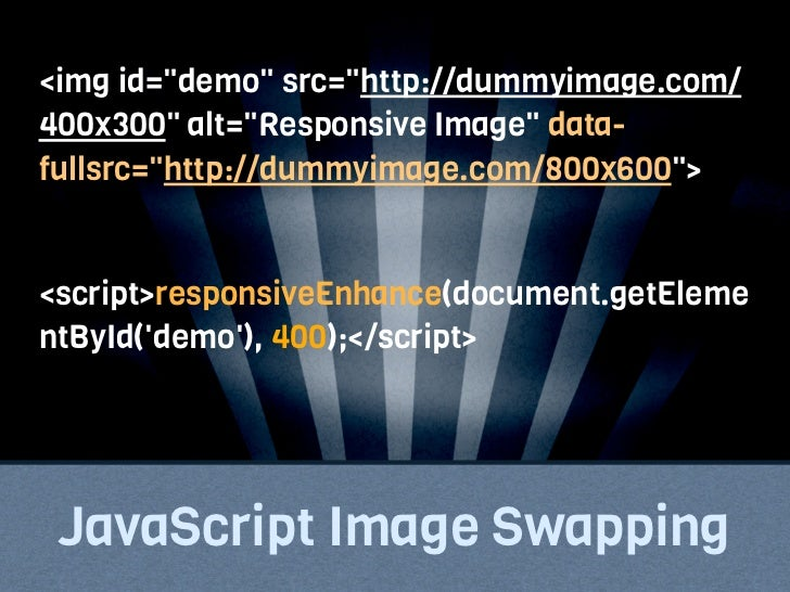 - Augment Media Queries with Feature  Detection- Media Query - Main Layout and Graphics- Feature Detection - Improve Desig...