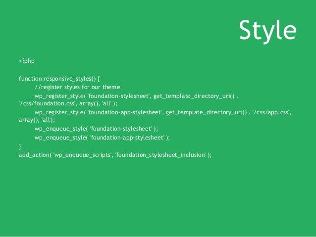 Responsive wordpress for Responsive stylesheet template