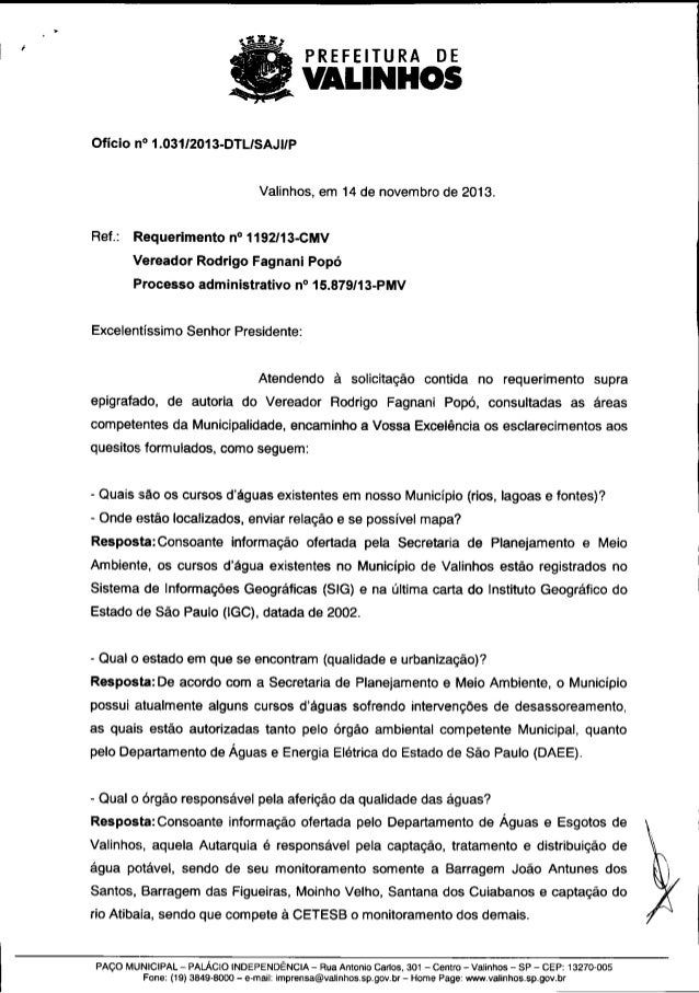 Resposta req. nº 1192 2013 (cursos d´águas)