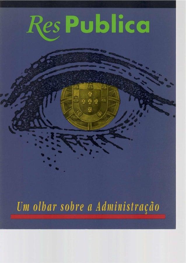 IQ;Publica Umolhar sobre a Administração _