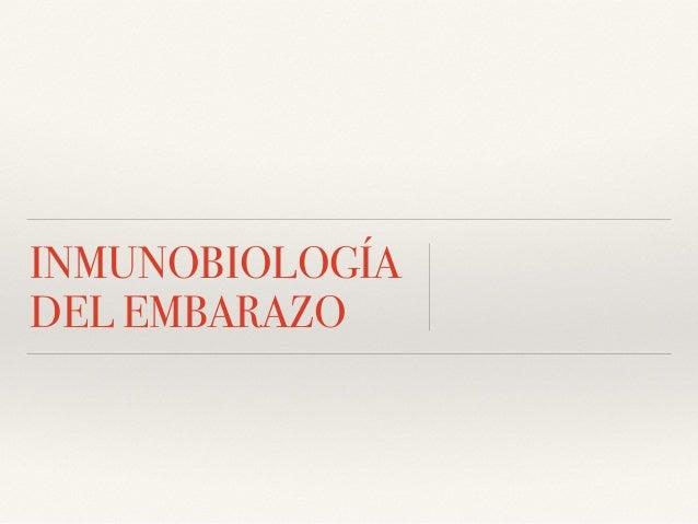 Respuesta Inmune y Reproducción Slide 2