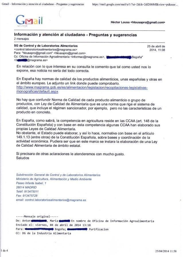 Crmail - Infonmación y atención al ciudadano - Pregwrtas y sugerencias https://mail.google.corr/rnaillü/ll'lut1etF2d008ffi...